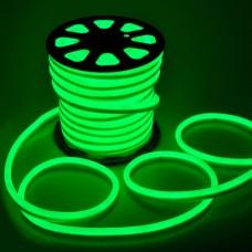 Гибкий неон светодиодный   16*26 mm, 2 жилы, 1 канал  желтый, красный, оранжевый, синий, зеленый,белый хол.,белый тепл.