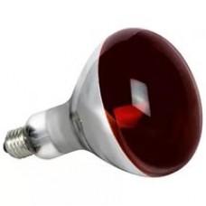 Лампа 150w PHILIPS IR150RH BR125 E27 230-250V d125x181 красная