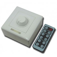 Dimmer INFRARED IR12B 12-24V 96W 8A  DIM + пульт