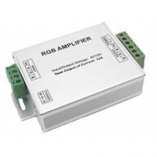 Amplifier LED RGB FL-12A 4A усилитель 12V 144W 3x4A
