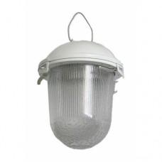 Светильник НСП 02-100-001 IP52 подвесной б/сетки на крюк корпус белый 100Вт Е27