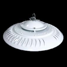 Светильник светодиодный подвесной  FL-LED HB-UFO  100W  D=300мм H=75мм   9000Лм