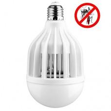 Антимоскитная лампа 10W, E27, 2режима