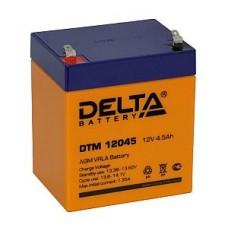 Аккумулятор  12V 4.5Ah Delta DTM 12045, 90x70x107