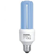 Лампа  SYLVANIA  MINILYNX 20W E27/BL368  (355-385nm) в ловушки для насекомых, инсектицидная
